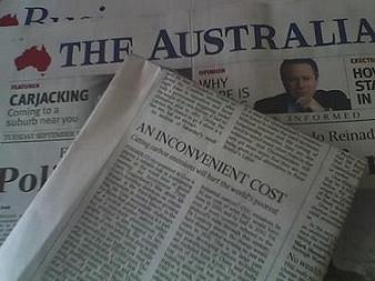 journaux australiens