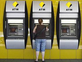 ATM australie