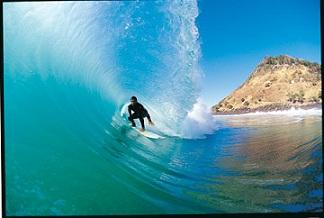 spots surf australie