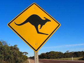 panneau australie